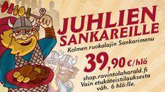 Viikinkiravintola Harald Cereal, Restaurant, Breakfast, Food, Morning Coffee, Diner Restaurant, Essen, Meals, Restaurants