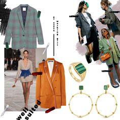 El nuevo working girl Duster Coat, Jackets, Fashion, Down Jackets, Fashion Styles, Jacket, Fashion Illustrations, Trendy Fashion, Moda
