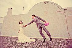 Vivienne & Wylie's Intimate Destination Wedding in Greece