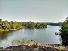 Ramasamudra Lake, in #Karkala, #Udupi district, #Karnataka, #India #incredibleindia #Lake