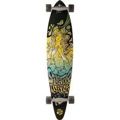 Sector 9 Mama Fanatic Longboard Skateboard
