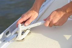 Keep Things Tied Together With Essential Sailing Knots