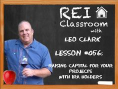 The FlipNerd Real Estate Investing Classroom show offers short lessons taught by expert hosts from across the industry. Lessons are …