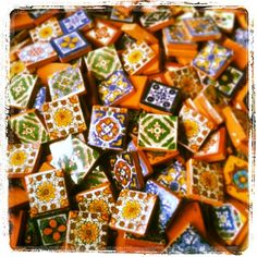 mexican tile lots | плитка | Pinterest