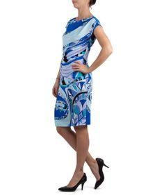 Groppetti Luxury Store - Abito Corto Fantasia - Emilio Pucci Spring Summer Collection 2014 #emiliopucci #woman #fashion