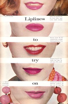 Vogue's New Book of Beauty, 1962