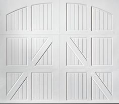 Amarr Lucern Steel Garage Door Photo