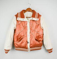Omkeerbare jas Retro jas Vintage kleding Izzi door JusticeAndFreedom