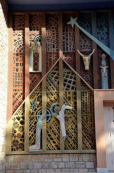 Costebelle - Chapelle Notre-Dame de la Consolation .Hyères (Var) -  Provence-Alpes-Côte-d'Azur