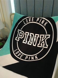 Add a sexy touch of the Victoria's Secret Angels elegance into your home with this plush deluxe throw blanket, made of a premium, ultra soft fleece blend. Features include bold Victoria's Secret Logos