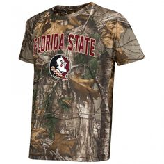 Colosseum College Team Clothing Realtree Collection | Florida State