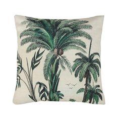 Poduszka drzewa palmowe - HK Living