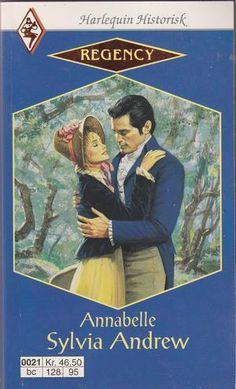 """""""Annabelle volume 2 (Historical Romance S.)"""" av Sylvia Andrew"""