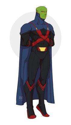 No man escapes the manhunter. Superhero Characters, Dc Comics Characters, Dc Comics Art, Fun Comics, Martian Manhunter, Batman Armor, Man Hunter, Greatest Villains, Black Comics
