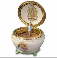 San Francisco Music Box Company | The San Francisco Music Box Company Beatrix Potter Hinged Trinket Box ...
