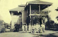 House in Colonial Burma