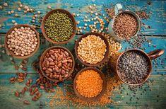 Hülsenfrüchte – eine runde Sache | Blog: Wissen gegen Krebs Oats Recipes, Fodmap Recipes, Fodmap Diet, Low Fodmap, Blog Bio, Easy Overnight Oats, Sauces, Diet Apps, Acide Aminé