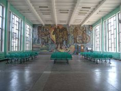 Dnipropetrovsk - Soviet Modernism 1955-1991