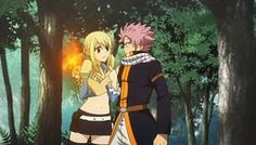 fairy tail ova | Tumblr >>> Holy SHIT she's holding onto her arm holy FUCK they're in love YASSSS