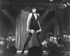 Sally Bowles, Caberet (My favorite Liza role)