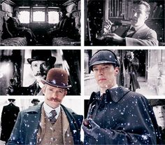 Sherlock's The Abominable Bride will air on January 1, 2016 on PBS. Will YOU be watching?