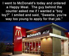 McDonald's Funny