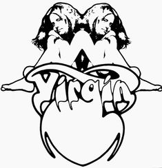 This year is the anniversary of Virgin Records - our first four albums, including a certain Tubular Bells, were released on May So what better time to find the original Virgin logo model? Richard Branson, Tubular Bells, Roger Dean, Virgin Records, 40th Anniversary, Label Design, Blog, Albums, Identity