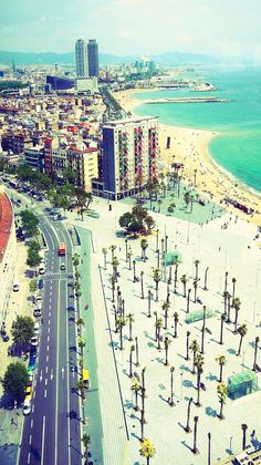 The City of Counts, Barcelona, Spain.