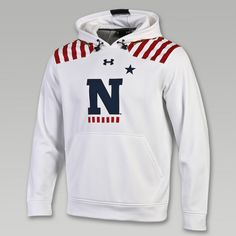 Nike Navy Midshipmen #12 Game Football Jersey - Navy Blue | Games ...