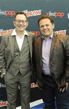 Person of Interest Photos: Michael Emerson and Kevin Chapman on CBS.com