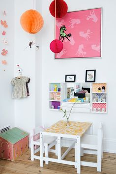 Umas room. Photo by: Anitta Behrendt