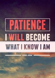 Discover and share Patience Motivational Quotes. Explore our collection of motivational and famous quotes by authors you know and love. Daily Motivation, Fitness Motivation, Athlete Motivation, Training Motivation, Quotes Motivation, Michael Jordan Quotes, I Look To You, Motivational Quotes, Inspirational Quotes