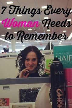 7 Things Women Need to Remember #MondayMusings