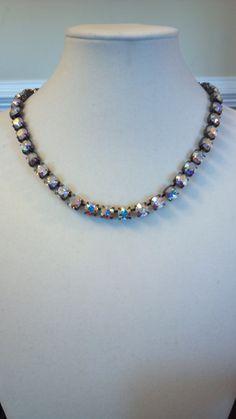 facebook.com/sparklebysabrina  Hand-crafted Swarovski crystal jewelry