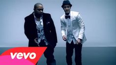 Timbaland - Carry Out ft. Justin Timberlake.   Awesome beat to dance to and Justin..is smokin!