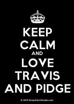 Love Travis, You Need To Love Travis <33