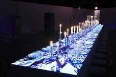 PETER PILOTTO FOR TARGET DINNER  WEDNESDAY JANUARY 29TH 2014  DAIRY ART CENTER, LONDON  BY BUREAU BETAK