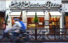 Pizza en Florencia