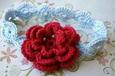 cutecrocs.com baby crochet headbands (10) #crocheting