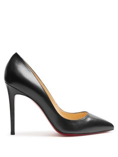 Christian Louboutin Pigalle Follies 100mm leather pumps