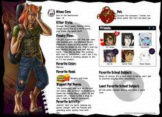 Monster High Minos Core by Saprowan.deviantart.com on @deviantART