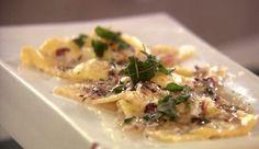 Tortellini, Risotto, Italian Recipes, Potato Salad, Cravings, Dinner Recipes, Good Food, Soup, Meat