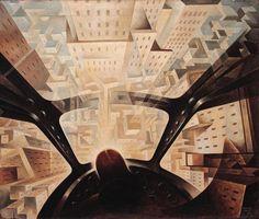 tullio crali opere | Tullio Crali, l'ultimo dei futuristi | home l'adamo
