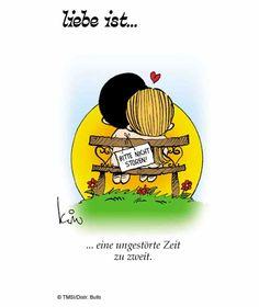 """Liebe ist…"": Die legendären Cartoons jetzt auch bei BILD.de - Stars - Bild.de"