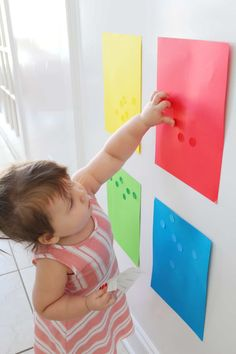 Fun Activities to Help Your Toddler Learn Colors! – Little Learning Club Color sorting activities to help toddlers learn colors Color Activities For Toddlers, Colors For Toddlers, Activities For 2 Year Olds, Art Therapy Activities, Toddler Learning Activities, Sorting Activities, Infant Activities, Color Sorting For Toddlers, Toddler Games