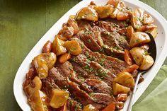 pecho-de-res-al-horno-con-salsa-para-asar-138340 Image 1
