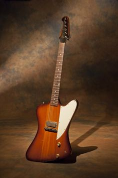 """1964 Gibson Firebird 1 aka """"treasure."""" It is a fantastic guitar and does what a Firebird is supposed to do, cut through the mix."""