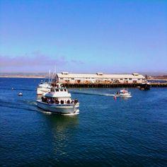 Fisherman's Wharf Monterey CA Fishermans Wharf Monterey, Fisherman's Wharf, Cannery Row, Monterey Ca, Monterey Peninsula, Highway 1, Monterey Bay Aquarium, Carmel By The Sea, Pebble Beach