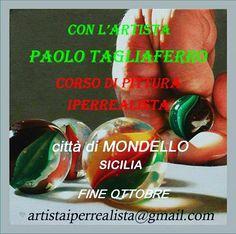 #mondello #sicilia #arte #pittura