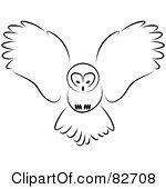 snowy owl clip art | jkerrigan's New Royalty Free Stock Illustrations & Clip Art Page 9
